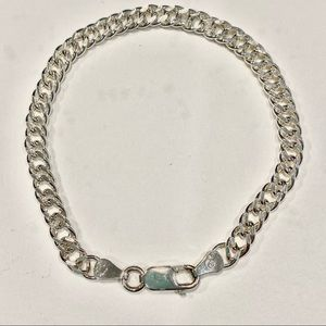 Sterling Silver 925 Italy Bracelet
